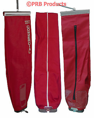 Eureka Sanitaire Heavy Duty Commercial Red Outer Vacuum Cleaner Bag W Side Latch