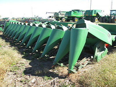 2004 John Deere 1293 Headers
