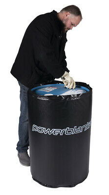 Drum Heater Powerblanket BH55PRO-240V  55 Gallon Drum Heating Blanket, 240 Volt