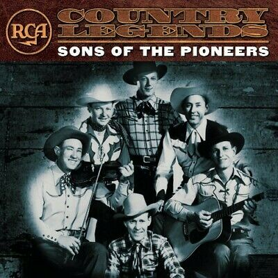 The Sons of the Pioneers - RCA Contry Legends [New CD]