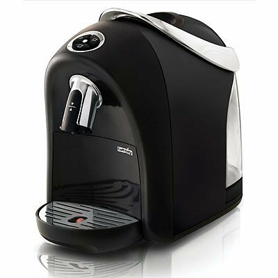 Caffitaly Pod Coffeemaker - Black