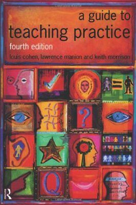 A Guide to Teaching Practice (4th Edition), Morrison, Keith Paperback Book The
