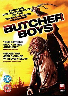Butcher Boys [DVD] - DVD  D6VG The Cheap Fast Free Post