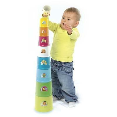 Cotoons Super Magic Tower 73 Cm Smoby 110407