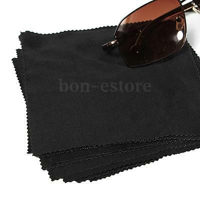 10 Microfiber Phone Screen Camera Lens Glasses Square Cleaner Cleaning Cloth