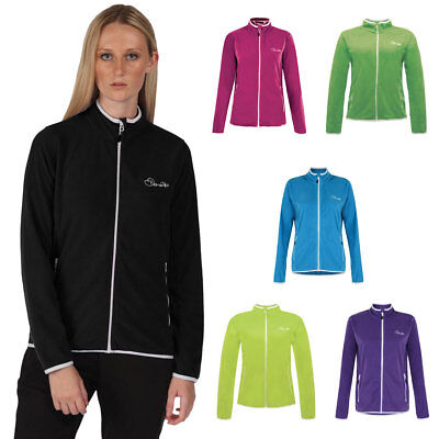 59% OFF RRP Dare 2b 2016 Womens Sublimity Fleece DWA308 Full Zip Outdoor Thermal