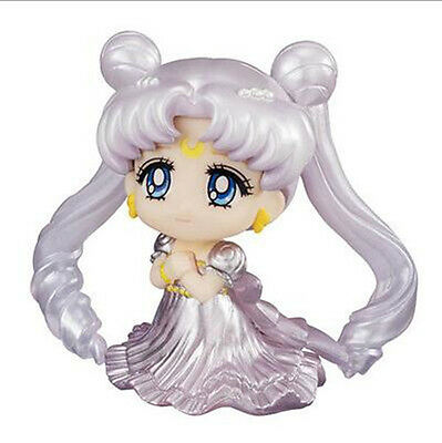 Petit Chara Anime Sailor Moon Princess Serenity PVC Figure Toy Cute Gifts