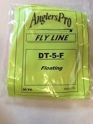 Airflo Double Taper Dt-5-F Fly Line Salmon