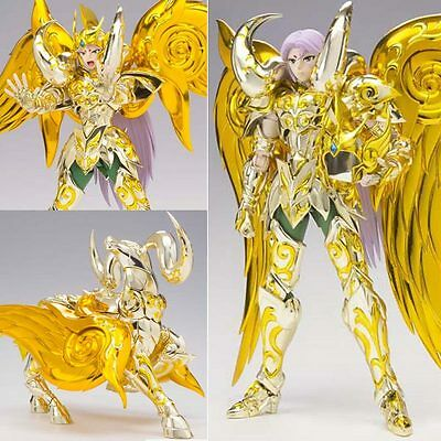 Saint Seiya Myth EX Aries Mu God Cloth Soul of Gold action figure Bandai