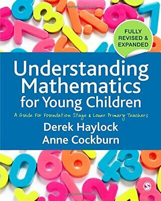 Understanding Mathematics for Young Children: A G... by Cockburn, Anne Paperback