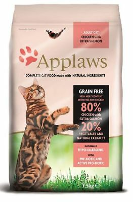 Applaws with Chicken & Salmon 7,5kg
