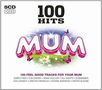 Various Artists - 100 Hits - Mum - Various Artists CD AEVG The Cheap Fast Free