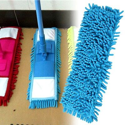 Floor Cleaner Microfiber Chenille Mop Head New Extendable Replaceable Mops Top