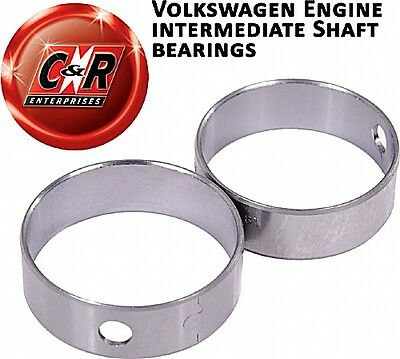 Pair of VW 4 Cylinder Intermediate Shaft Bearings - Engine (Jack Shaft Bushes)