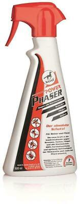 37,00 €/L LEOVET Power Phaser Fliegenspray  500 ml  incl. 1 Hufkratzer