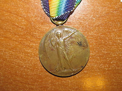 WW1 British Victory Medal 17 Cavalry Indian Army