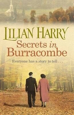 Secrets in Burracombe by Lilian Harry Paperback Book (English)