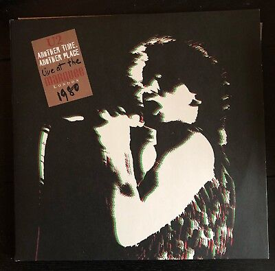 U2 Another Time, Another Place Live At The Marquee Club, Sept 1980 Fan Club Only