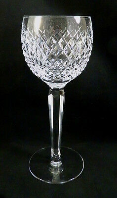 Stunning Genuine Waterford Alana Hock Balloon Wine Glass 7½ -Inch Goblet Perfect