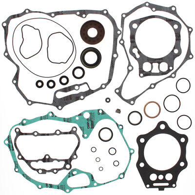 Complete Gasket Kit with Oil Seals For Honda TRX500FE 2005 - 2011 500cc