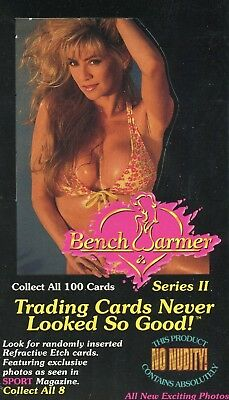 Bench Warmer Series Two Card Box