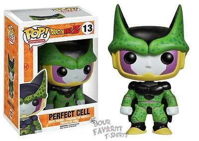 Dragon Ball Z Perfect Cell Dbz Funko Animation Pop! Vinyl Figure