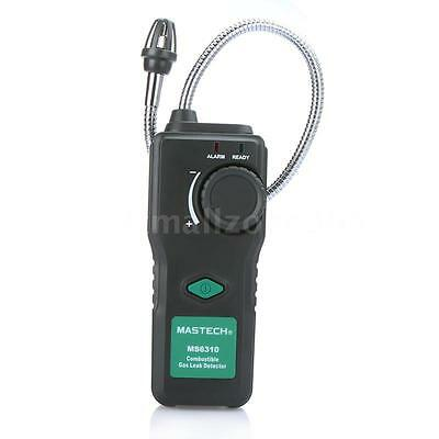 Flammable Combustible Gas Leak Detector Tester Sound Light Alarm MS6310 H8A3