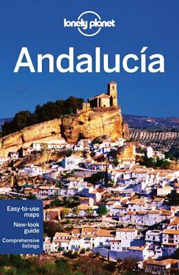 Lonely Planet Andalucia (Travel Guide) by Schechter, Daniel C Book The Cheap