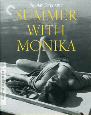 Summer with Monika [Criterion Collection] (2012, Blu-ray NEW)