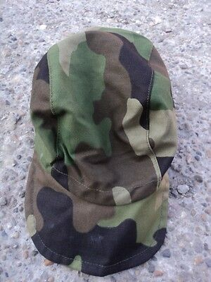 SERBIA ARMY  M93 CAMOUFLAGE CAP  a