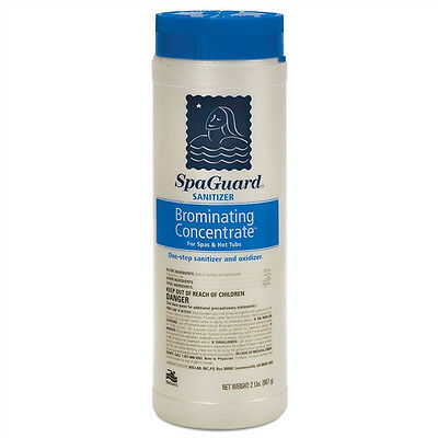 SpaGuard Sanitizer Brominating Concentrate - 2 Lb