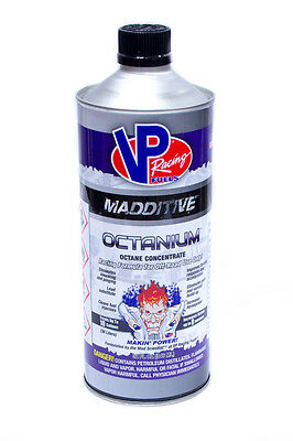 VP FUEL CONTAINERS Octanium Fuel Additive Octane Booster 32 oz P/N 2855