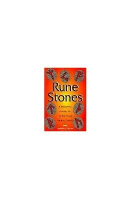 Rune Stones by Luxon, Bettina Hardback Book The Cheap Fast Free Post