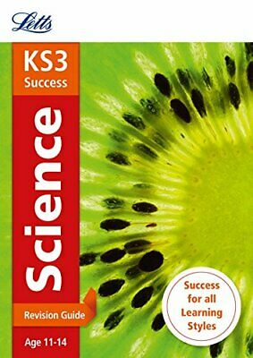 KS3 Science Revision Guide (Letts KS3 Revision Success) by Letts KS3 Book The