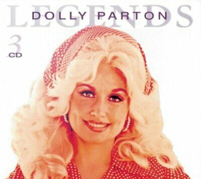 Parton, Dolly - Legends - Parton, Dolly CD F7VG The Cheap Fast Free Post The