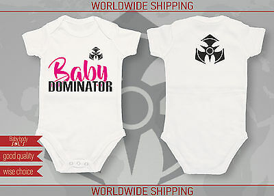 BABY DOMINATOR FANS baby body