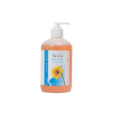 New Gojo 4303-12 Provon 16 Oz Antimicrobial Lotion Soap W/ 0.3% Pcmx Squeeze Btl