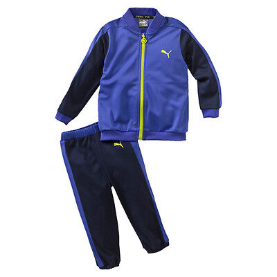 Chandal Puma Style Minicat-Track Suit Royal Blue-Peacoat