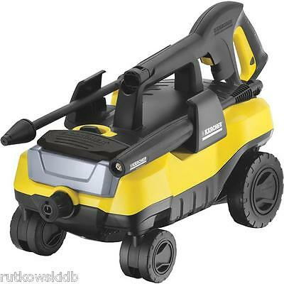 Karcher FollowMe 1800-PSI 1.3-GPM Cold Water 120V Electric Pressure Washer