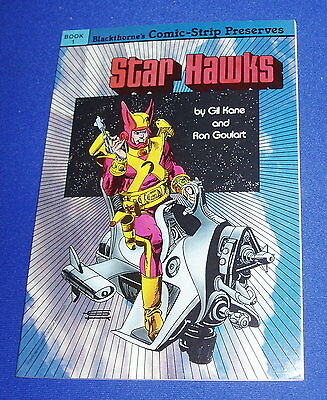 Star Hawks 1, Comic Strip Preserves Paperback. Gil Kane.1986. 1st edn.  VFN/NM
