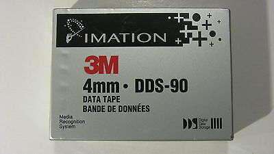 Imation 3M DDS-90 Data Tape 4mm x 90m/295ft - New, Sealed
