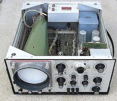 Vintage Fairchild Curve Tracer Model 6200 HTF