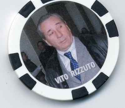 Vito  Rizzuto  Gangster  Collector Chip