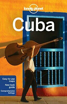 Lonely Planet Cuba (Travel Guide) by Waterson, Luke Book The Cheap Fast Free