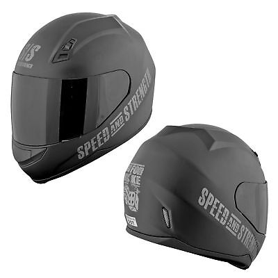 Speed and Strength SS700 Go For Broke Full Face Motorcycle Helmet