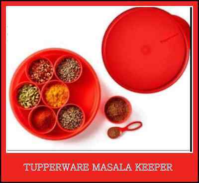 TUPPERWARE Masala Keeper Spice Container for keeping your spices fresh