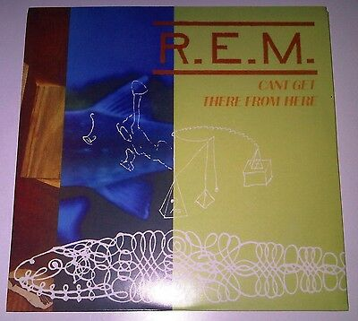"""R.E.M.  Cant Get There From Here  2014 EU 7"""" Vinile LP Nuovo rem Michael stipe"""