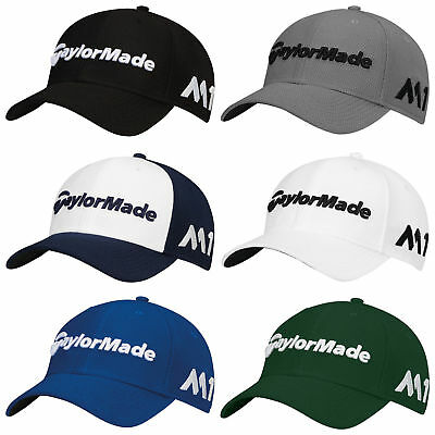 """""""New 2016"""" Taylormade M1 PSi Golf New Era 39Thirty Tour Stretch Fit Cap Hat"""
