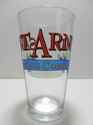 Saint Arnold Brewing Company Pint Beer Glass Houston Texas Microbrewery
