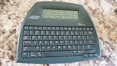 Neo Alphasmart Word Processor classroom used free shipping